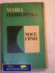 NOCE I DNIE TOM II -MARIA D�BROWSKA - 2822523545