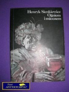 OGNIEM I MIECZEM TOM II - Henryk Sienkiewicz - 2822523735