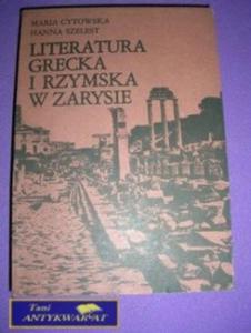 LITERATURA GRECKA I RZYMSKA W ZARYSIE - 2822524059