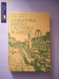 LITERATURA GRECKA I RZYMSKA W ZARYSIE- Hanna .. - 2822524086