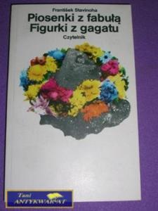 PIOSENKI Z FABUŁĄ,FIGURKI Z GAGATU - 2822524924
