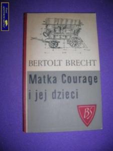 MATKA COURAGE I JEJ DZIECI - 2822524991