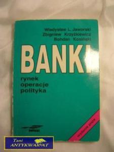 BANKI RYNEK OPERACJE POLITYKA - 2822525532