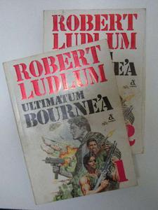 ULTIMATUM BOURNE - 2858299590