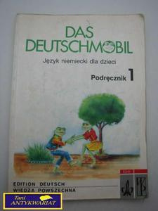 J.NIEMIECKI DLA DZIECI-DAS DEUTSCHMOBIL - 2822527288