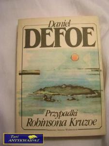PRZYPADKI ROBINSONA KRUZOE- D. DEFOE - 2822527373