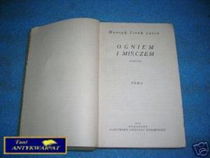 OGNIEM I MIECZEM T.II - H.Sienkiewicz - 2822530497