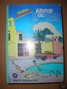 GOODBYE KALIFORNIO! - A.MacLean - 2822531492