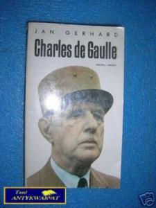 CHARLES DE GAULLE TOM II - J.Gerhard - 2822531642