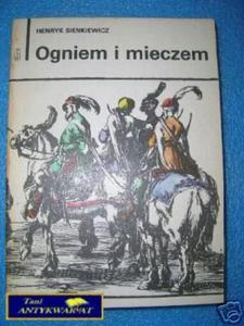 OGNIEM I MIECZEM TOM II - H.Sienkiewicz - 2822533757