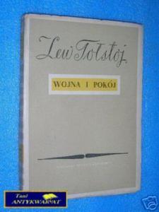 WOJNA I POKÓJ TOM III - L.Tołstoj