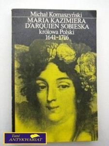 MARIA KAZIMIERA D'ARQUIEN SOBIESKA.... - 2822538793