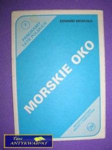 MORSKIE OKO - Edward Moskała - 2858291393