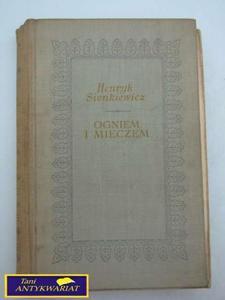 OGNIEM I MIECZEM TOM II H. Sienkiewicz - 2822542198