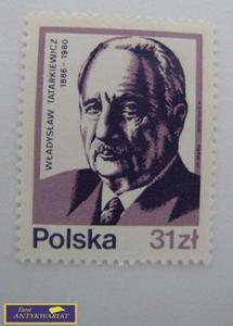 ZNACZEK Władysław Tatarkiewicz 1886-1980