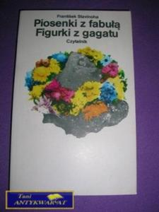 PIOSENKI Z FABUŁĄ FIGURKI Z GAGATU - 2822543037