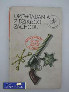 OPOWIADANIA Z DZIKIEGO ZACHODU - 2822546181