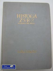 HISTORIA ZSRR -DO KO - 2822547002