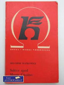 SZKICE SPOD MONTE CASSINO - 2822547016