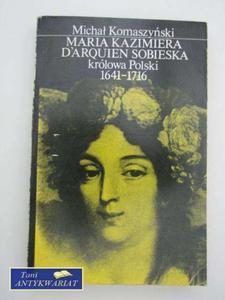 MARIA KAZIMIERA D'ARQUIEN SOBIESKA KRÓLOWA POLSKI 1641- - 2858292797