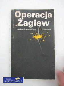 OPERACJA ŻAGIEW - 2822549420