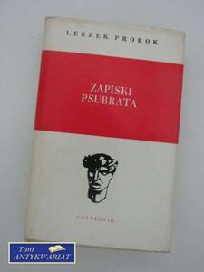ZAPISKI PSUBARTA - 2822549421