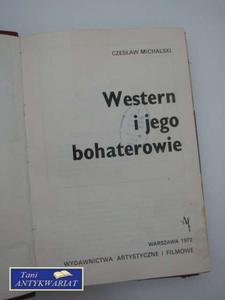 WESTERN I JEGO BOHATEROWIE - 2822549966