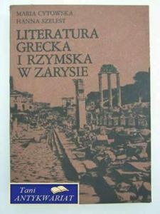 LITERATURA GRECKA I RZYMSKA W ZARYSIE - 2822550429