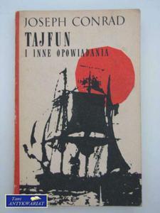 TAJFUN I INNE OPOWIADANIA - 2822551770