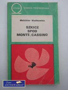 SZKICE SPOD MONTE CASSINO - 2822552022