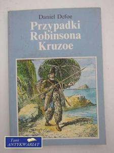 PRZYPADKI ROBINSONA KRUZOE - 2822552901