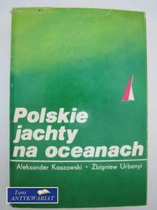 POLSKIE JACHTY NA OCEANACH - 2822556201