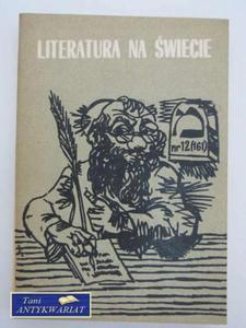 LITERATURA NA ŚWIECIE NR 12 - 2858293997