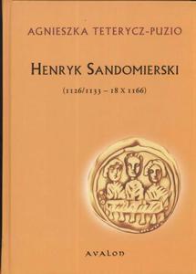 Sandomierski Henryk 1126/1133 - I8 X 1166 - 2860832628