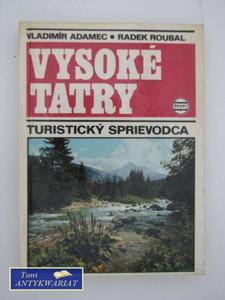 TATRY WYSOKIE - PRZEWODNIK TURYSTYCZNY - 2822557122