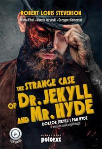 Strange Case of Dr. Jekyll and Mr. Hyde Doktor Jekyll i Pan Hyde w wersji do nauki angielskiego - 2894214863