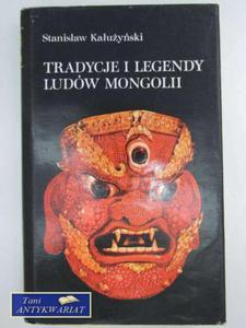 TRADYCJE I LEGENDY LUDÓW MONGOLII - 2858294315