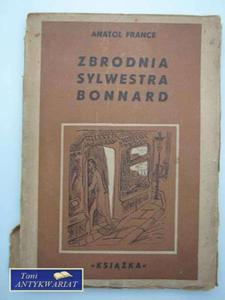 ZBRODNIA SYLWESTRA BONNARD - 2822559135