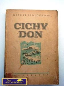 CICHY DON TOM IV Michał Szołochow - 2822516081