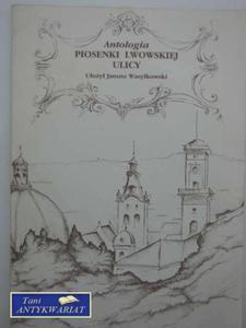 ANTOLOGIA PIOSENKI LWOWSKIEJ ULICY - 2822562962