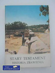 STARY TESTAMENT HISTORIA ZBAWIENIA - 2822563572