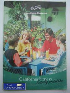 CALIFORNIA FITNESS KATALOG PRODUKTÓW - 2822564600