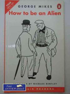 HOW TO BE AN ALIEN - 2822565390