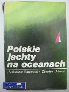 POLSKIE JACHTY NA OCEANACH - 2822566198