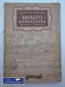 MIASTO NIEPOKONANE - 2822567093