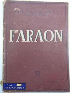 FARAON TOM I - 2822567100
