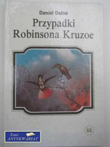 PRZYPADKI ROBINSONA KRUZOE - 2822568010