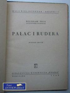 PAŁAC I RUDERA - 2822568132