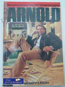 ARNOLD- biografia Schwarzeneggera - 2822571340