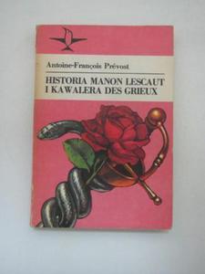 HISTORIA MANON LESCAUT I KAWALERA DES GRIEUX - 2822571727